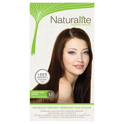 Naturalite DIY Colour 5.3 (Golden Light Brown)