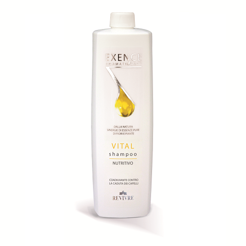 EXENCE AROMATHERAPY SHAMPOO VITAL 1L